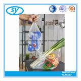 Sac en plastique de nourriture estampé par LDPE
