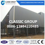 Modular de construcción metálicos de acero estructura de chasis Almacén / Estructura de acero