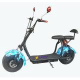 Scooter électrique de Halley de modèle neuf