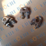 Clips de cuerda de alambre de acero inoxidable del hardware del aparejo