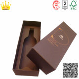High-Grade Wine Box with Insert
