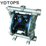 Doppia pompa pneumatica di grande viscosità pneumatica della colla della pompa ad acqua della colla del diaframma