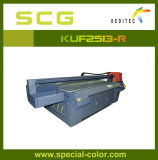 Multi-Color Alpha Panel Impresora UV de superficie plana para tela Kuf2030-S