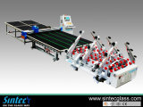 Línea de corte de proceso de cristal de máquina del CNC