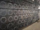 Ss400 ERWの鋼鉄正方形の管