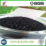 El carbón activado granular tamaño basado en carbono 1-8mm con yodo 300-1000mg/g