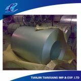 Bobina de aço do Galvalume da largura do material de construção 600mm 1000mm
