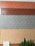 Декоративный лист изоляции панели сандвича панели стены выбитый