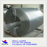 Silicium Aluminum Cored Wire pour Steelmaking