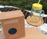 Het Drinken van 16 Oz Fles/Glaswerk het de van uitstekende kwaliteit van het Glas van de Metselaar van de Kruik van de Metselaar