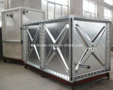 Contenitore galvanizzato 1m3-1000m3 dell'acqua del volume del serbatoio di acqua di agricoltura grande