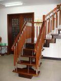 Новая конструкция спиральные лестницы деревянные лестницы