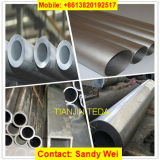 Pipe d'acier inoxydable d'ASTM SA312 TP304