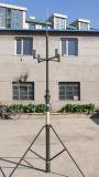 Militärhochleistungsantennen-teleskopischer Mast