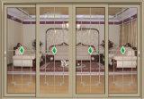Раздвижная дверь PVC/Aluminium с экраном насекомого