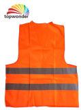 Подгоняйте одежду высокой видимости отражательную, одежду безопасности, отражательную тельняшку безопасности
