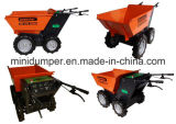 Electric Power Barrow, Battery Power Barrow Mini Dumper, Motorized Wheelbarrow