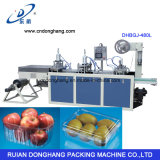 機械を作るプラスチックフルーツの容器
