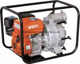 Pompe à eau à haute pression d'engine de pouce Wp20p/Wp30pgasoline de la marque 2 de Wedo (WP50P/WP80P) avec du ce