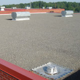 Geändertes Bitumen-flaches Dach-Abwechslungs-Handelsdach