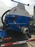5販売のためのM3 6 M3下水の吸引のトラック