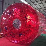 0,8 mm Jeu de sports de plein air en PVC gonflable pour l'été rouleau gonflable