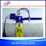 Machine ronde portative de rainure de coupe de plasma de commande numérique par ordinateur de pipe de grand diamètre