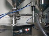 Líquido de la maquinaria de Jinzong/máquina de rellenar semiautomática de la crema