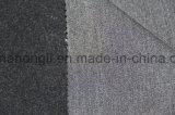 Scegliere parteggiato spazzolato, tessuto della saia di T/R tinto filato, 250GSM, 63%Polyester 33%Rayon 4%Spandex