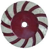 Резкость алмазного шлифовального круга чашки, Turbo шлифовального круга