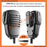 Microfono a distanza leggero dell'altoparlante per Mototrbo Dp3600/Dp3400