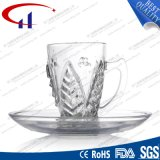 80ml Atacado New Design Glass Tea Set (CHM8455)