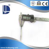 Alta qualidade de aço macio 6011 varetas de solda eletrodo de solda