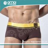 Soft meilleur Spandex Pantalon respirant Underwear hommes Boxer (D11)