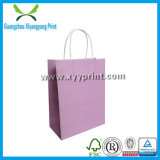 Low Cost bianco carta kraft Packaging Bag