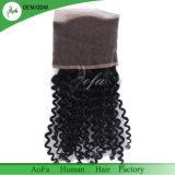 Raw Virgin Brazilian Hair Deep Wave Hair Frontal 13X4 Vente en gros