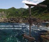 El agua dulce agua salada o el trolling (Motor eléctrico 12V CC)