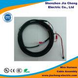 Asamblea de cable modificada para requisitos particulares del harness del alambre con el conector masculino