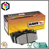Caixa de empacotamento do papel ondulado das peças de automóvel das almofadas de freio