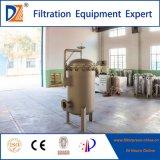 食糧Pre-Filtrationまたは限外濾過のためのJacketedバッグフィルタ