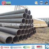 Material de tubo de aço Weld Steel / Tubo de aço soldado