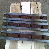 Facas da guilhotina do metal para a máquina de corte do feixe hidráulico do balanço