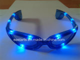 Fashion Design Party Sunglasses with LED Light Party Supply