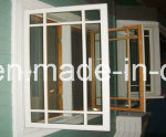 Janela nova da janela de alumínio UPVC da fonte dos estilos