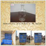 Zuur 32% van de Levering van de fabriek Industrieel Hydrochloric
