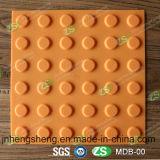 Плитки функции оптовые тактильные плитки слепого следа керамической