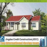3개의 룸 강철 Strucutre 모듈 Prefabricated 집