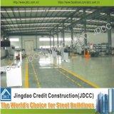 Taller de la estructura de acero de la luz de la galvanización de la alta calidad