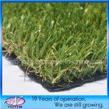 Tipo barato de la hierba que ajardina césped sintético artificial de la alfombra de la hierba