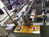 Plástico de alta velocidad de la película plegable y rebobinado de la máquina
